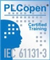 ORMEC PLCopen certified training class
